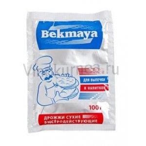 Дрожжи «Bekmaya» 100 гр