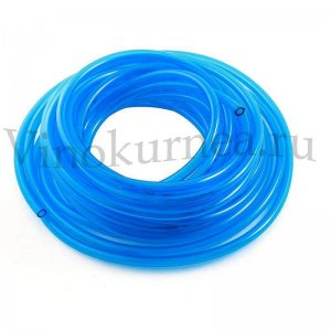 Шланг полиуретановый (синий), вн.Ø - 8мм