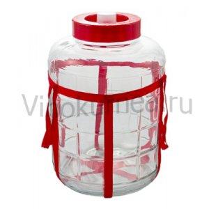 Банка 26 литров «Оптимум»