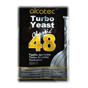 Дрожжи «Alcotec 48», 135 гр