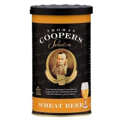 Солодовый экстракт Coopers Wheat Beer 1,7 кг