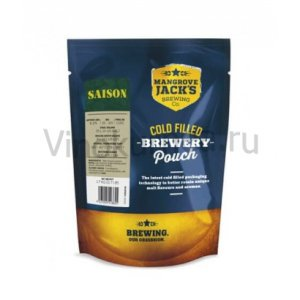 Солодовый экстракт Mangrove Jack's Saison (Traditional) 1,8 кг