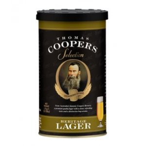 Солодовый экстракт Coopers Selection Herritage Lager 1,7 кг