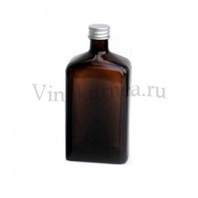 Царский штоф 0,5 литра (темное стекло)