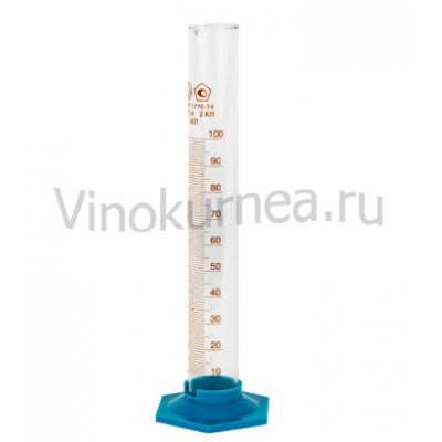 Цилиндр мерный 100 мл