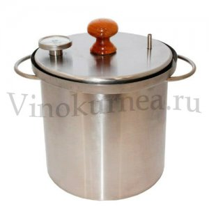 Коптильня горячего копчения «Zolinger»10 л
