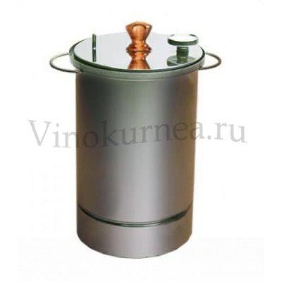 Коптильня горячего копчения «Zolinger»20 л