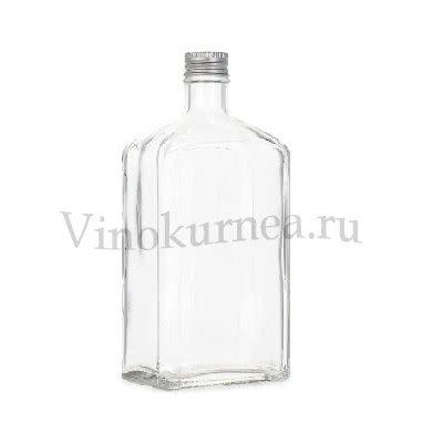 Царский штоф 0,25 литра (светлое стекло)