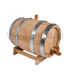 Бочка дубовая 15 литров (Кавказ)