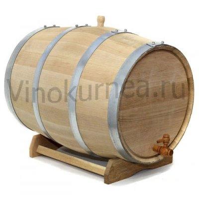 Бочка дубовая 40 литров (Кавказ)