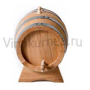 Бочка дубовая 5 литров (Кавказ)