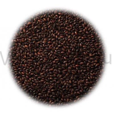 Солод ячменный Black Malt (не дробленый), 1 кг