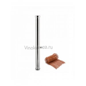 Регулярная насадка Панченкова (медь), 100X10 см
