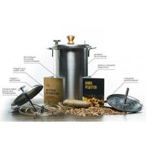 Коптильня горячего копчения «Zolinger» 30 л